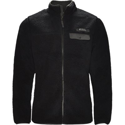 AJ 0440 Fleece Zip Sweatshirt Regular | AJ 0440 Fleece Zip Sweatshirt | Sort