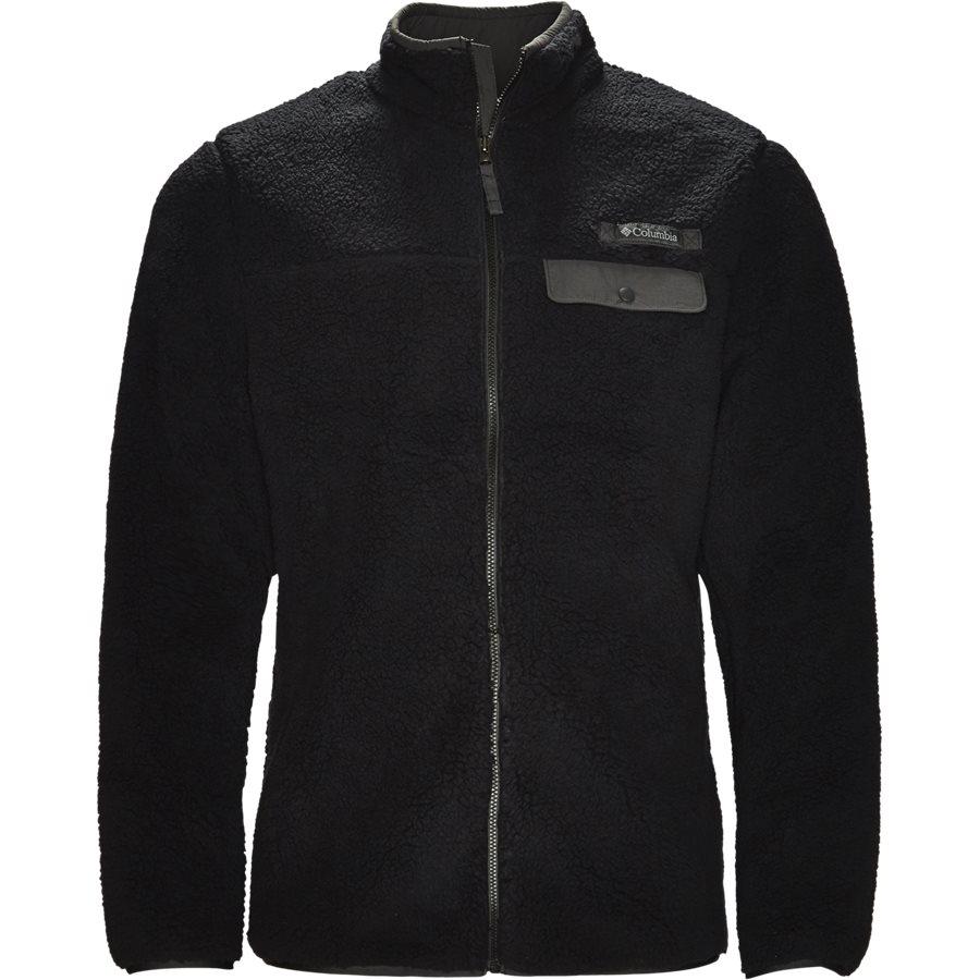 AJ 0440 - Sweatshirts - Regular - SORT - 1