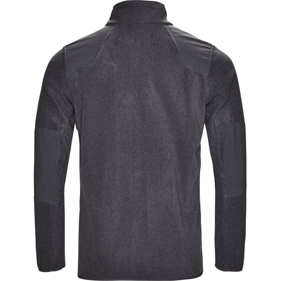 EM 0017 - EM 0017 Track Top - Sweatshirts - Regular - GRÅ - 2
