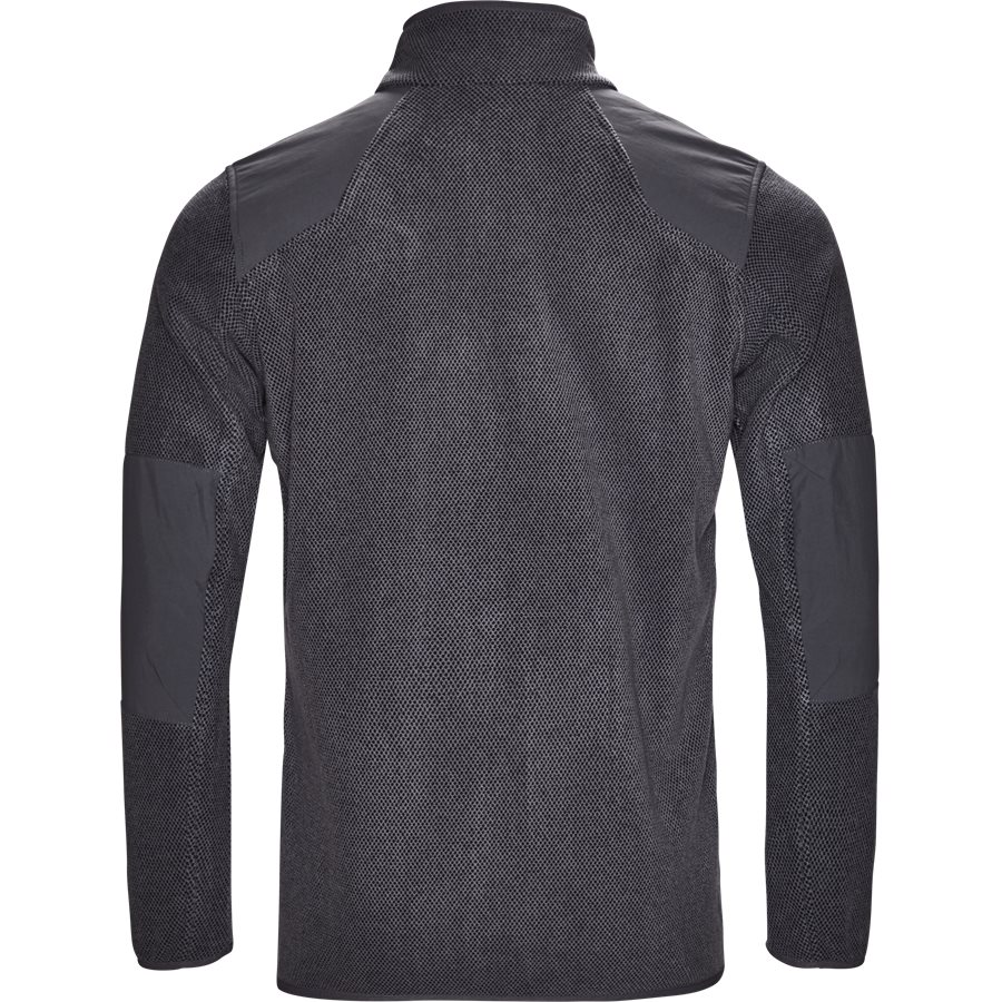 EM 0017 - Sweatshirts - Regular - GRÅ - 2