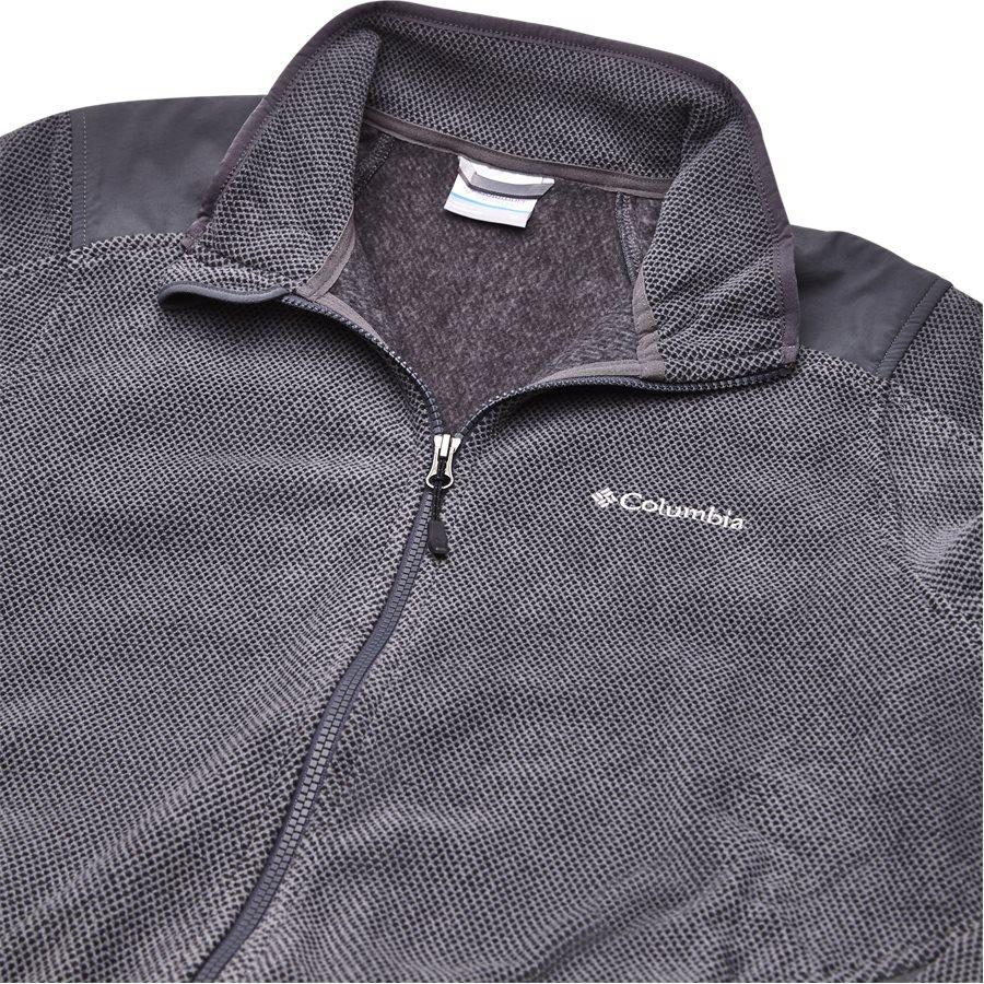 EM 0017 - EM 0017 Track Top - Sweatshirts - Regular - GRÅ - 3