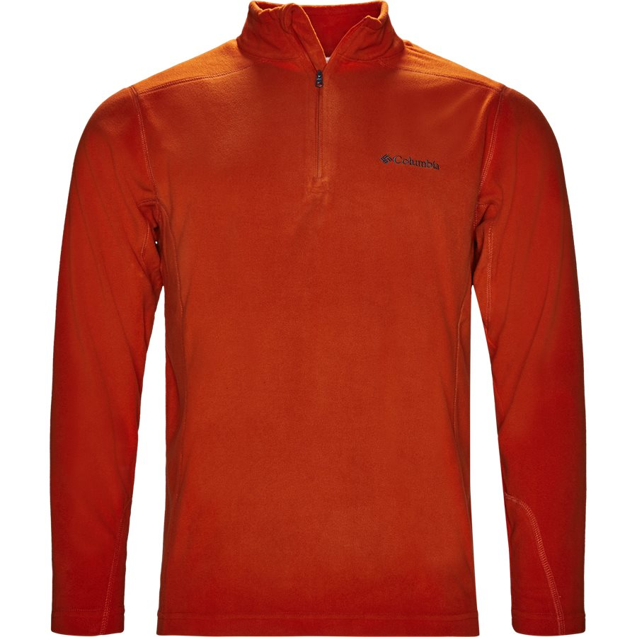 EM 6503 - Sweatshirts - ORANGE - 1