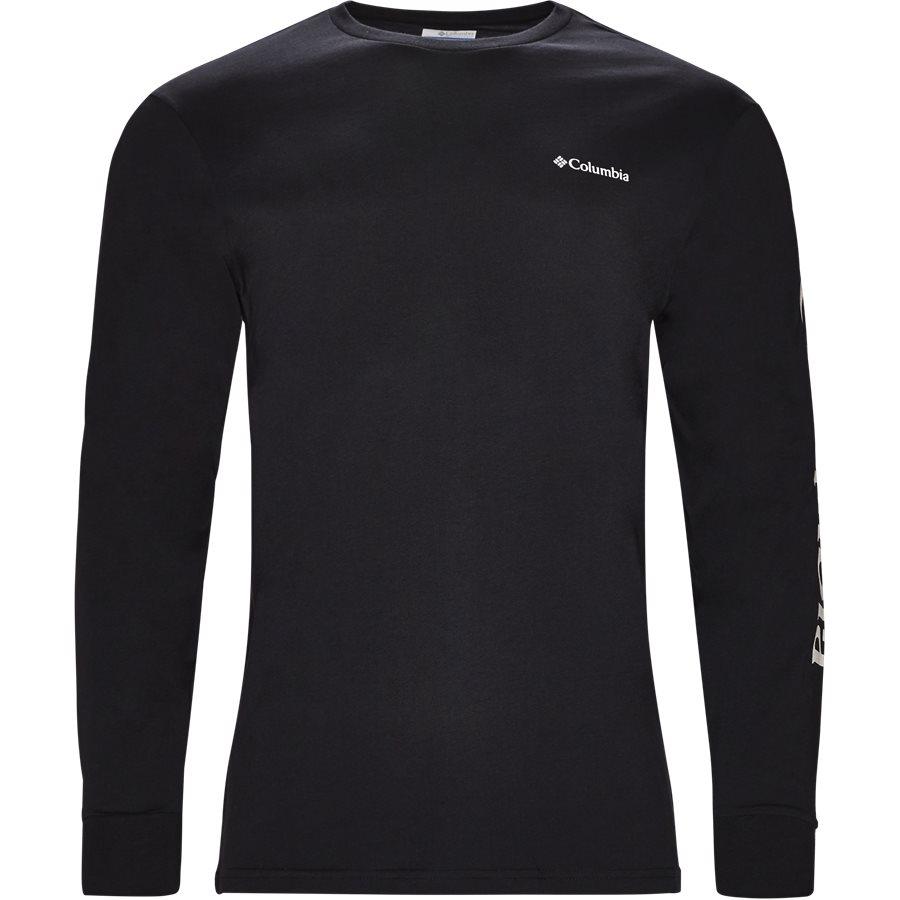 XO 2822 - T-shirts - Regular - SORT - 1