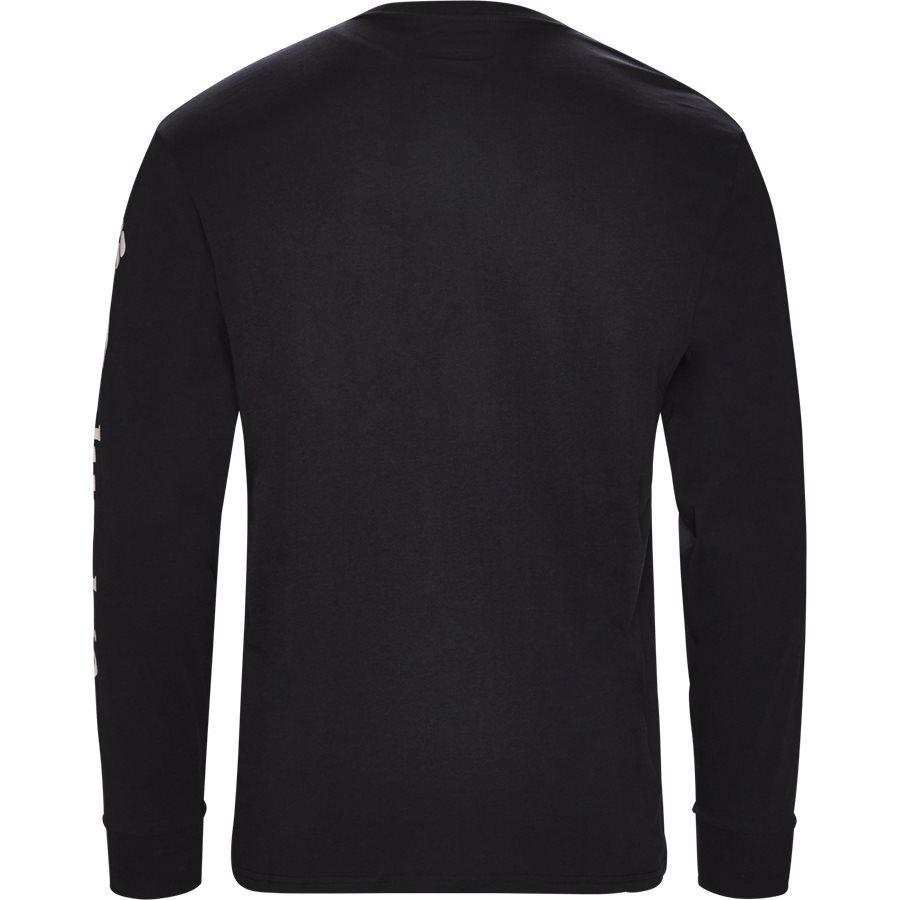 XO 2822 - T-shirts - Regular - SORT - 2