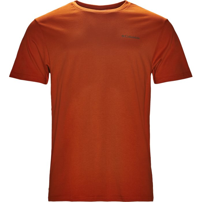 XO 2823 BOX - T-shirts - Regular - Orange