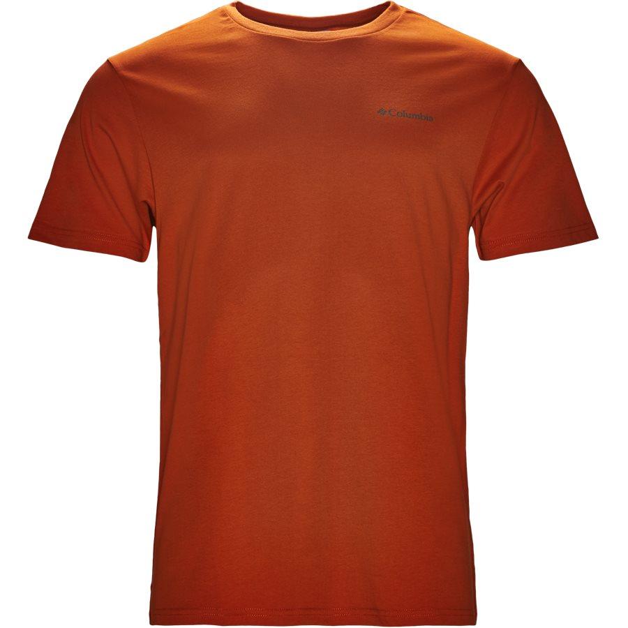 XO 2823 BOX - T-shirts - Regular - ORANGE - 1