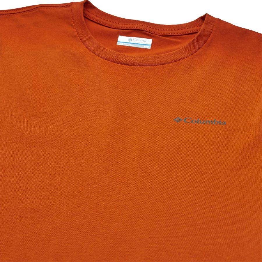 XO 2823 BOX - T-shirts - Regular - ORANGE - 3