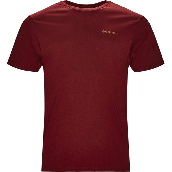 XO 2823 BOX - T-shirts - Regular - Rød