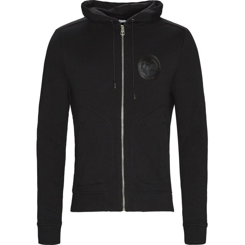 Billede af VERSACE Regular fit V800698A VJ00358 Sweatshirts Black