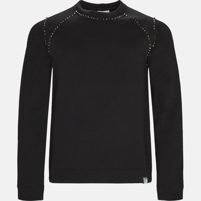 sweat - Sweatshirts - Regular fit - Sort