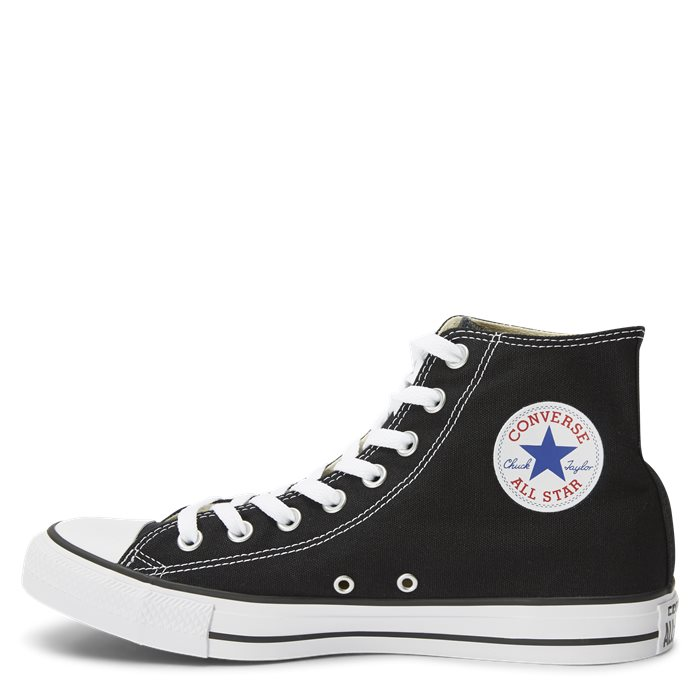 Chuck Taylor All Star Hi - Sko - Sort