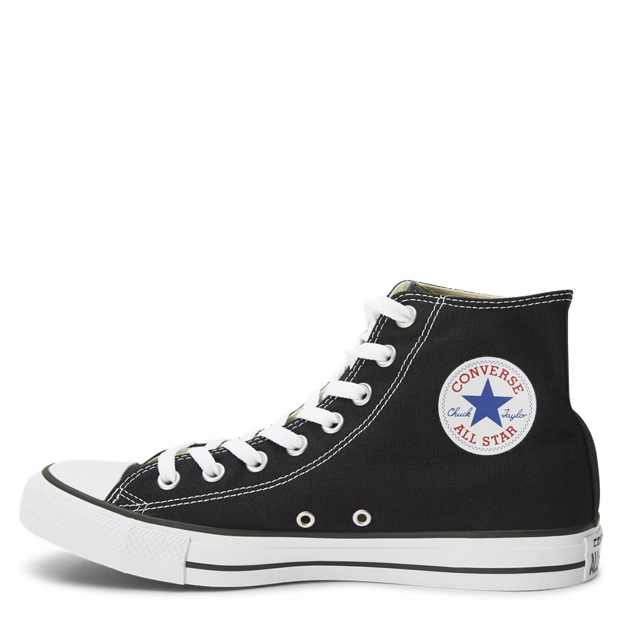 CHUCK TAYLOR ALL STAR HI M9160C - Chuck Taylor All Star Hi - Sko - SORT - 1