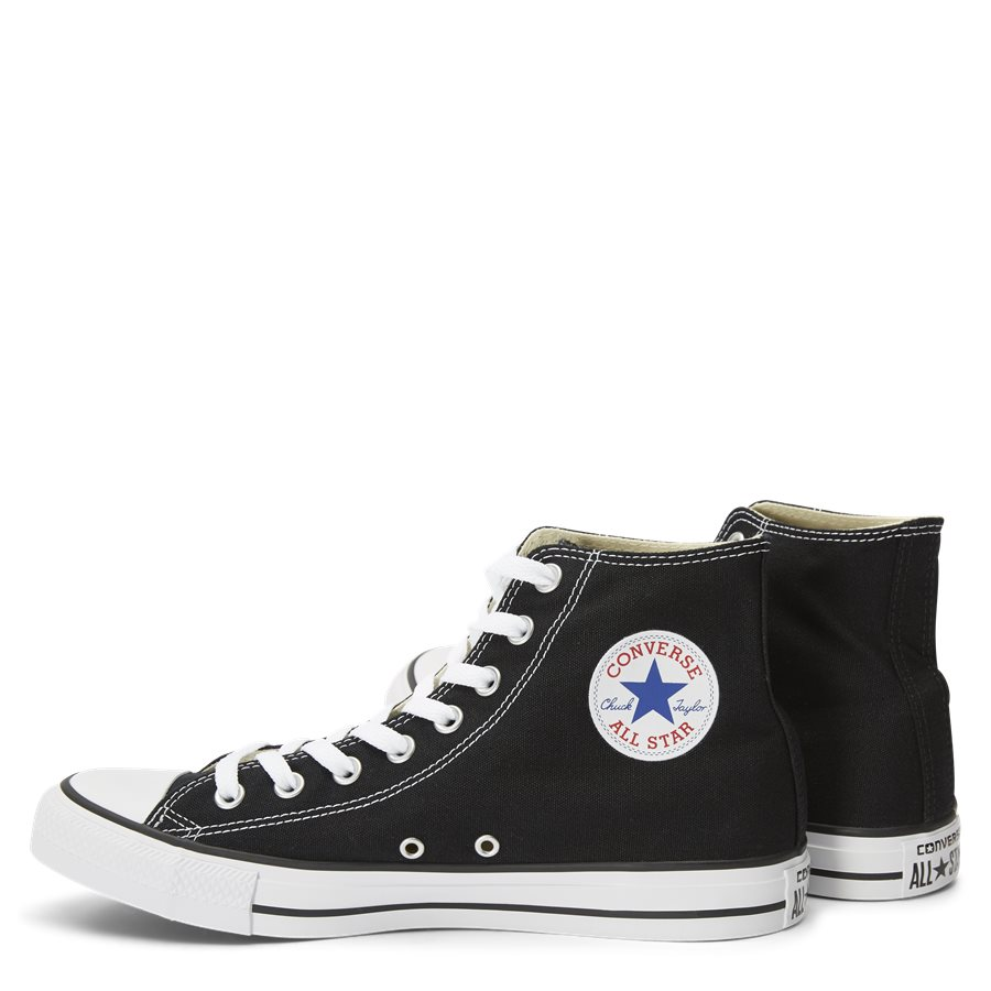 CHUCK TAYLOR ALL STAR HI M9160C - Chuck Taylor All Star Hi - Sko - SORT - 3