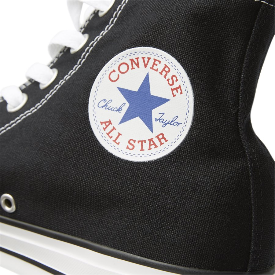 CHUCK TAYLOR ALL STAR HI M9160C - Chuck Taylor All Star Hi - Sko - SORT - 5