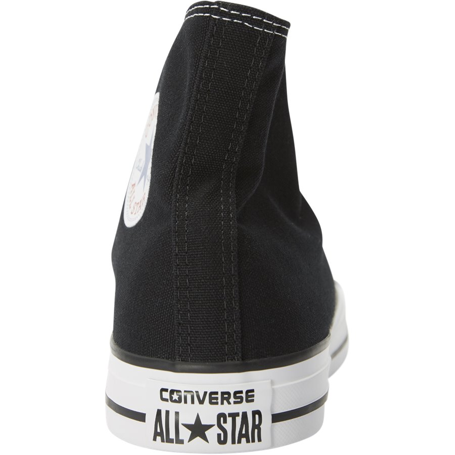 CHUCK TAYLOR ALL STAR HI M9160C - Chuck Taylor All Star Hi - Sko - SORT - 7