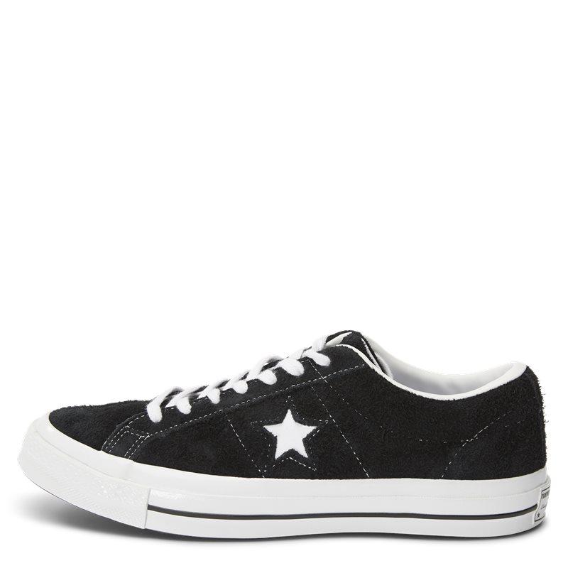 converse Converse one star ox sort fra quint.dk