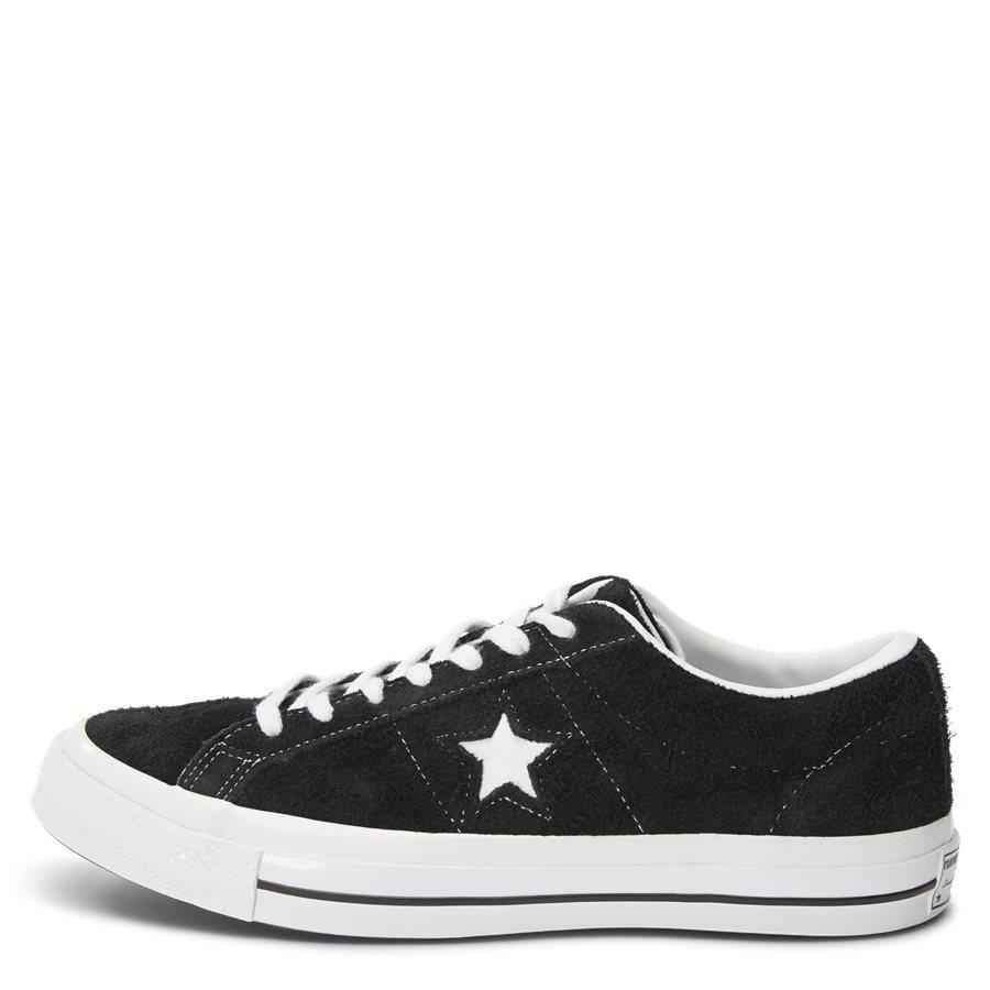 158369C ONE STAR OX - One Star Ox - Sko - SORT - 1