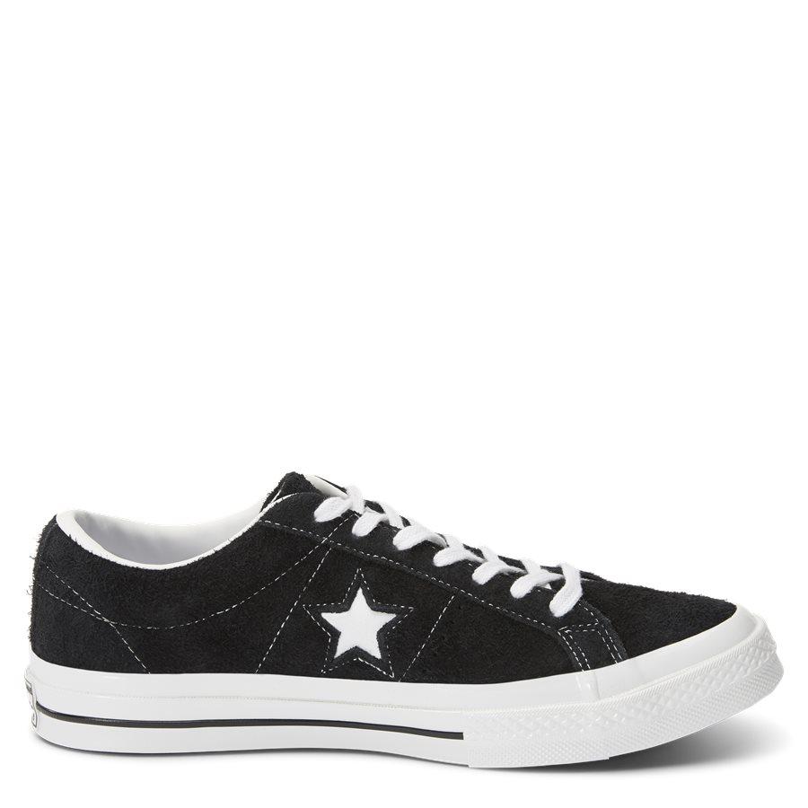 158369C ONE STAR OX - One Star Ox - Sko - SORT - 2