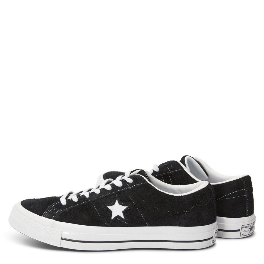 158369C ONE STAR OX - One Star Ox - Sko - SORT - 3