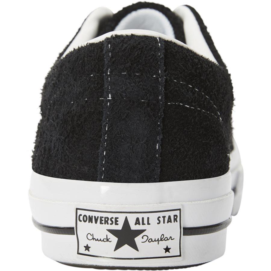 158369C ONE STAR OX - One Star Ox - Sko - SORT - 7