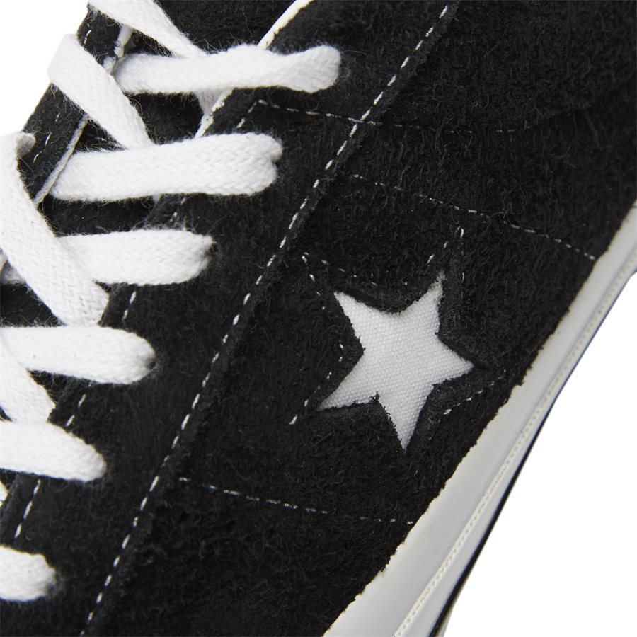 158369C ONE STAR OX - One Star Ox - Sko - SORT - 10