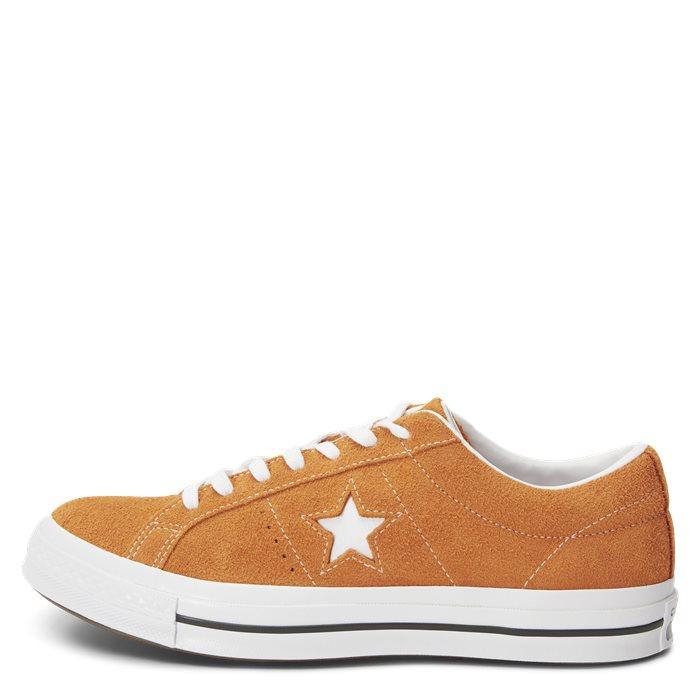 One Star Ox - Sko - Orange
