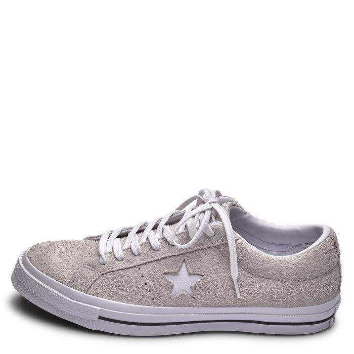 One Star Ox - Sko - Hvid