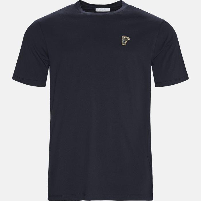 T-shirt - T-shirts - Regular fit - Blå