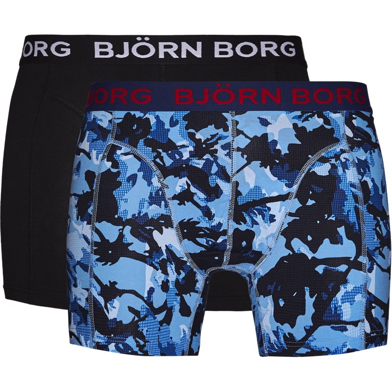Billede af Björn Borg 9999-1215 71171 2-pack Blå