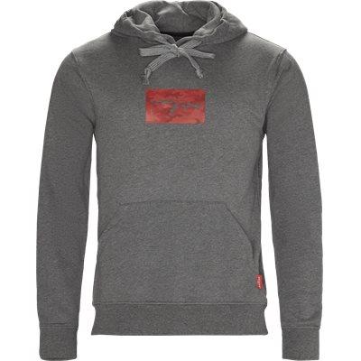 Ruels Sweatshirt Regular | Ruels Sweatshirt | Grå