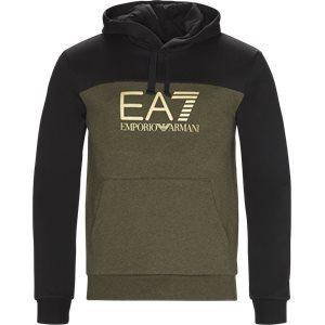 PJ07Z-6ZPM38 Sweatshirt Regular | PJ07Z-6ZPM38 Sweatshirt | Grøn