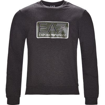 PJ05Z-6ZPM60 Sweatshirt Regular | PJ05Z-6ZPM60 Sweatshirt | Grå