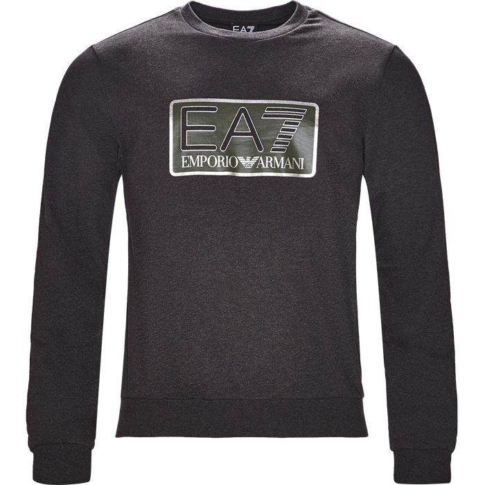 PJ05Z-6ZPM60 Sweatshirt - Sweatshirts - Regular - Grå