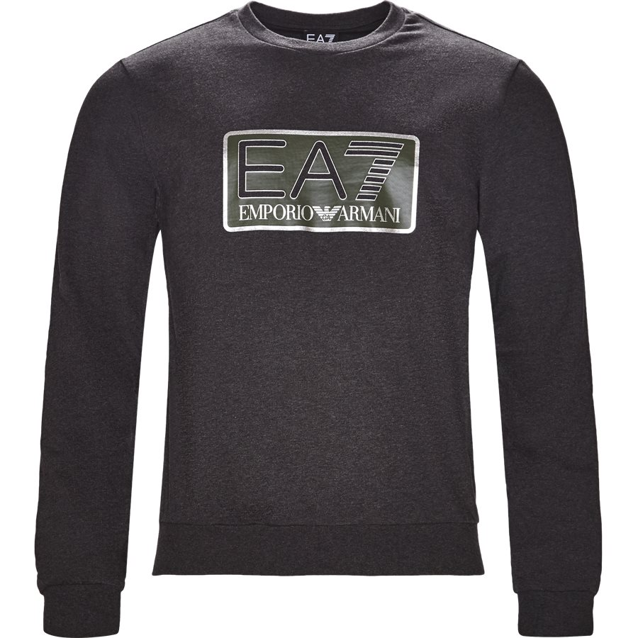 PJ05Z-6ZPM60 - PJ05Z-6ZPM60 Sweatshirt - Sweatshirts - Regular - GRÅ - 1