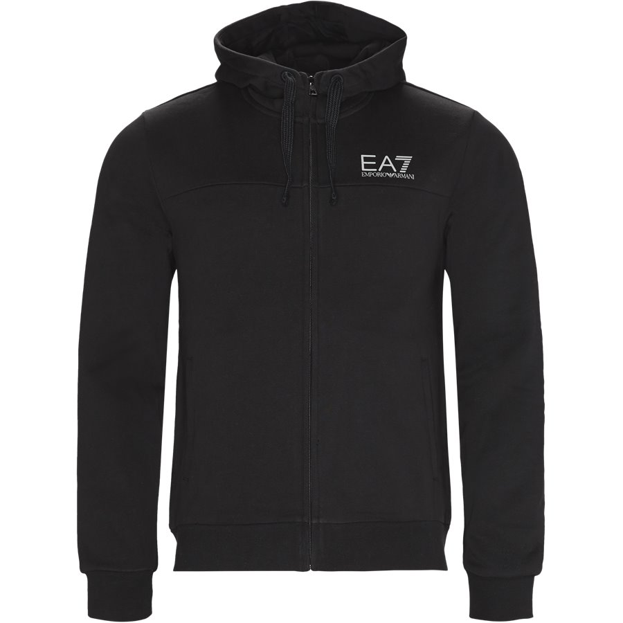 PJ07Z-6ZPM45 - PJ07Z-6ZPM45 Sweatshirt - Sweatshirts - Regular - SORT - 1