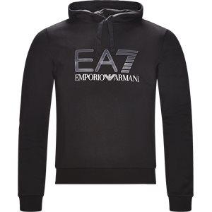 PJ07Z-6ZPM44 Sweatshirt Regular | PJ07Z-6ZPM44 Sweatshirt | Sort