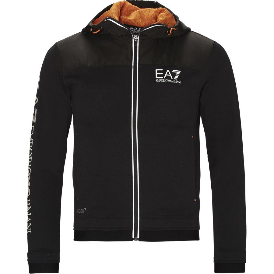 PJF3Z-6ZPM30 - PJF3Z-6ZPM30 Sweatshirt - Sweatshirts - Regular - SORT - 1