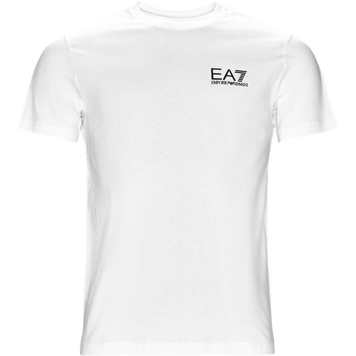 PJ02Z-6ZPT51 - T-shirts - Regular - Hvid