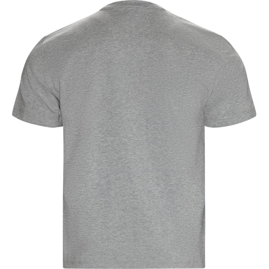 PJ20Z-6ZPT21 - PJ20Z - T-shirts - Regular - GRÅ - 2