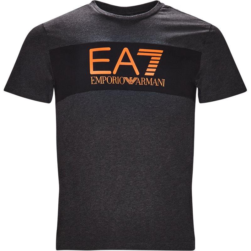 Billede af Ea7 Pj02z-6zpt20 T-shirt Grå