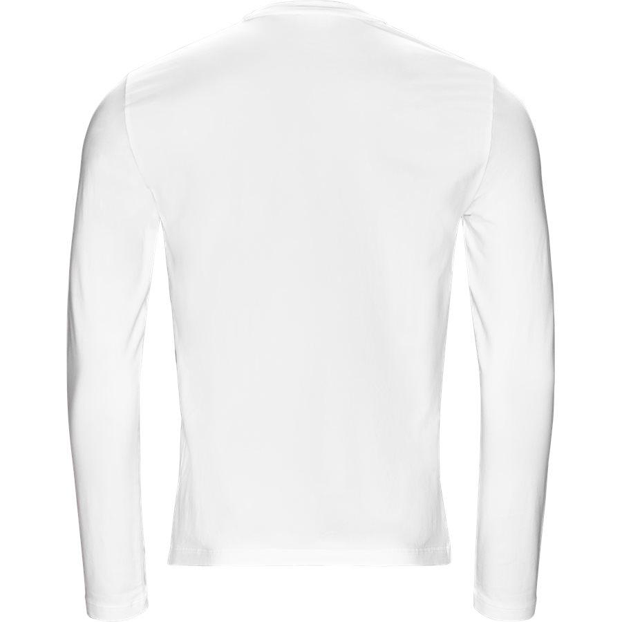 PJ20Z-6ZPT22 - PJ20Z-6ZPT22 langærmet t-shirt - T-shirts - Regular slim fit - HVID - 2