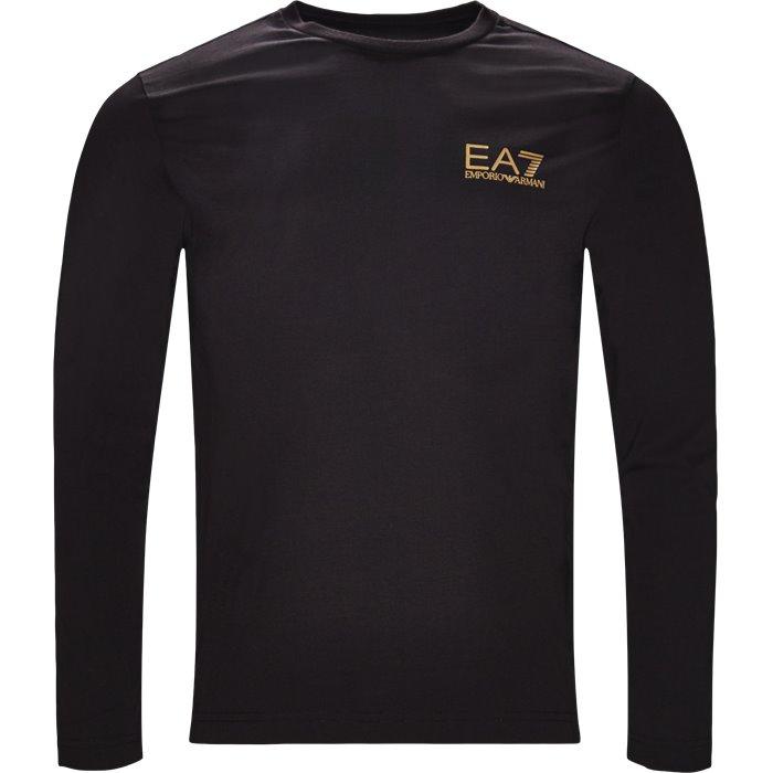 PJ02Z-6ZPT54 - T-shirts - Regular - Sort