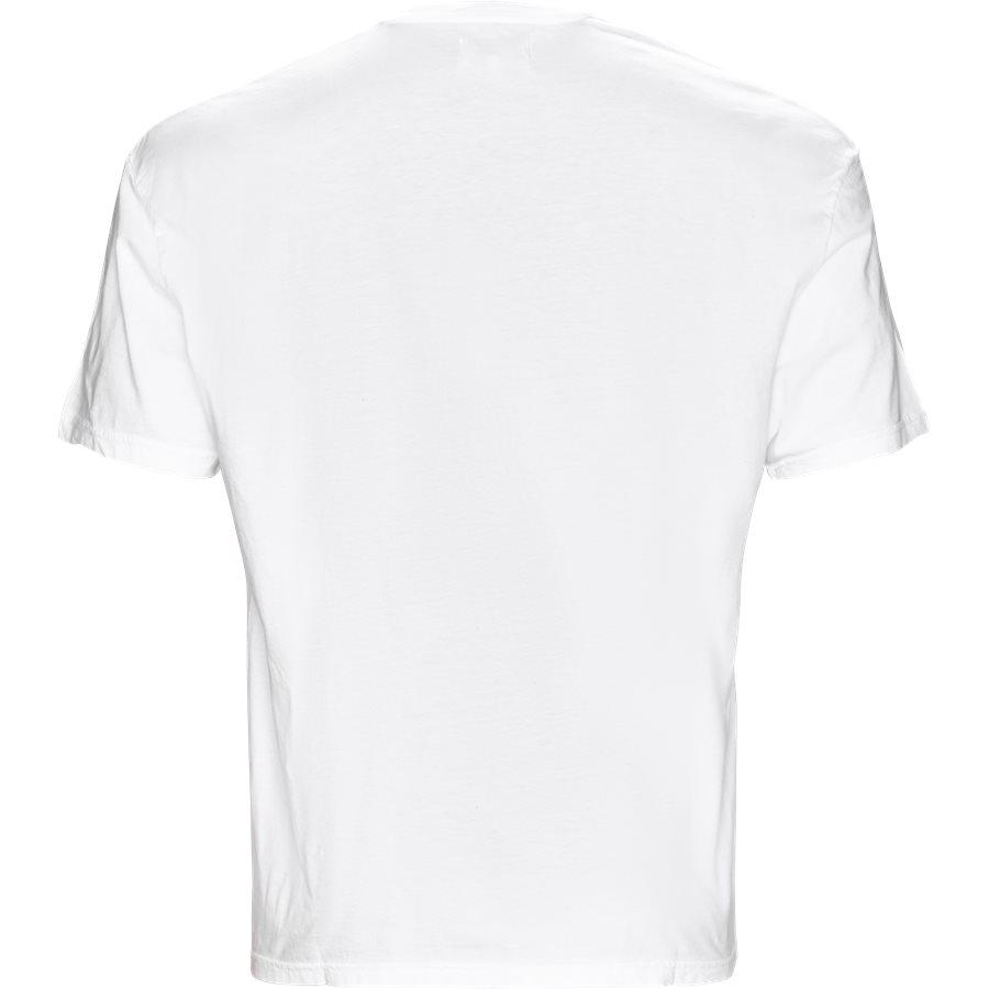 PLUS JJ850 - Plus - T-shirts - Regular - HVID - 2