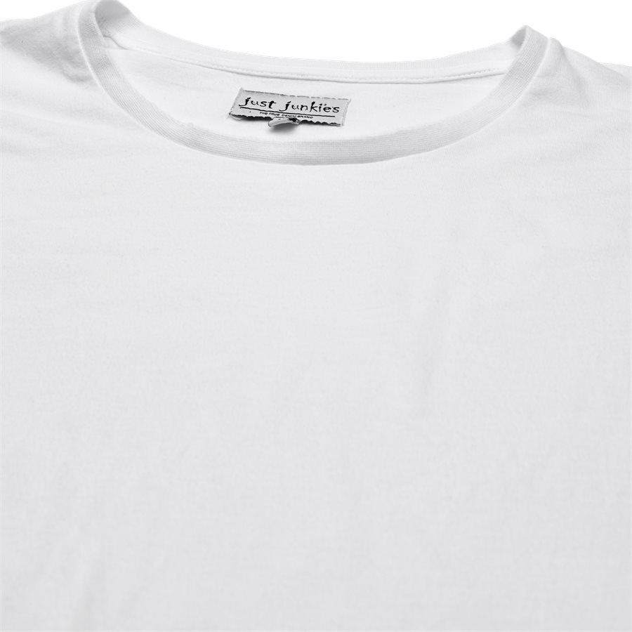PLUS JJ850 - Plus - T-shirts - Regular - HVID - 3