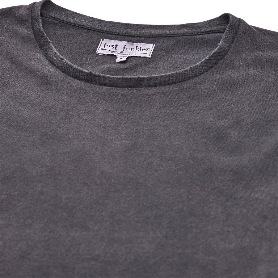 PLUS JJ850 - Plus - T-shirts - Regular - SORT - 3