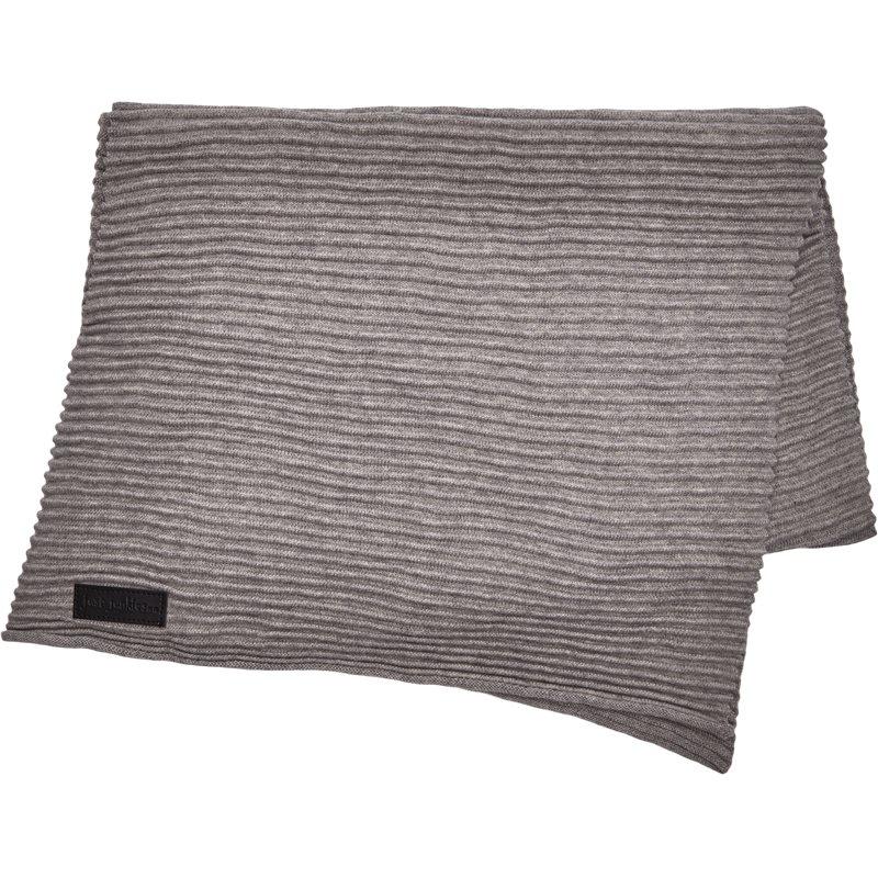 just junkies Just junkies scarf jj181 grå fra quint.dk