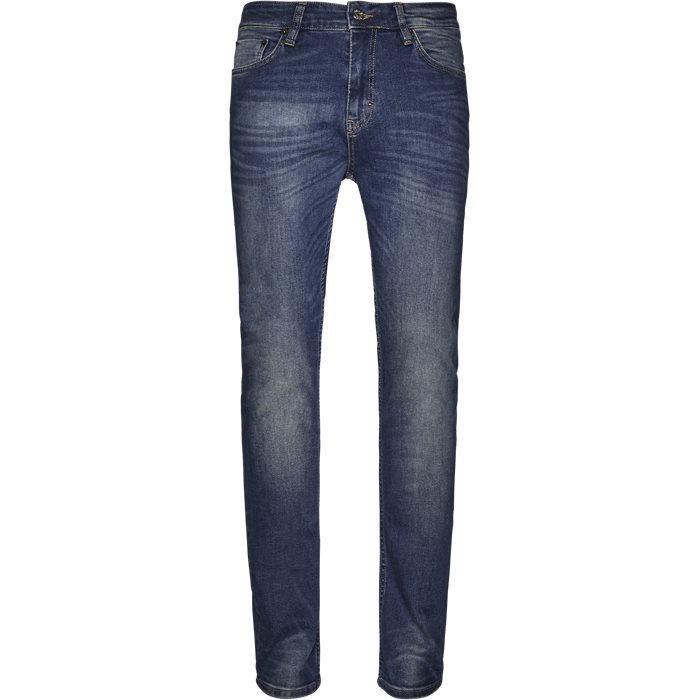 Remark Blue Sicko Jeans - Jeans - Slim - Denim