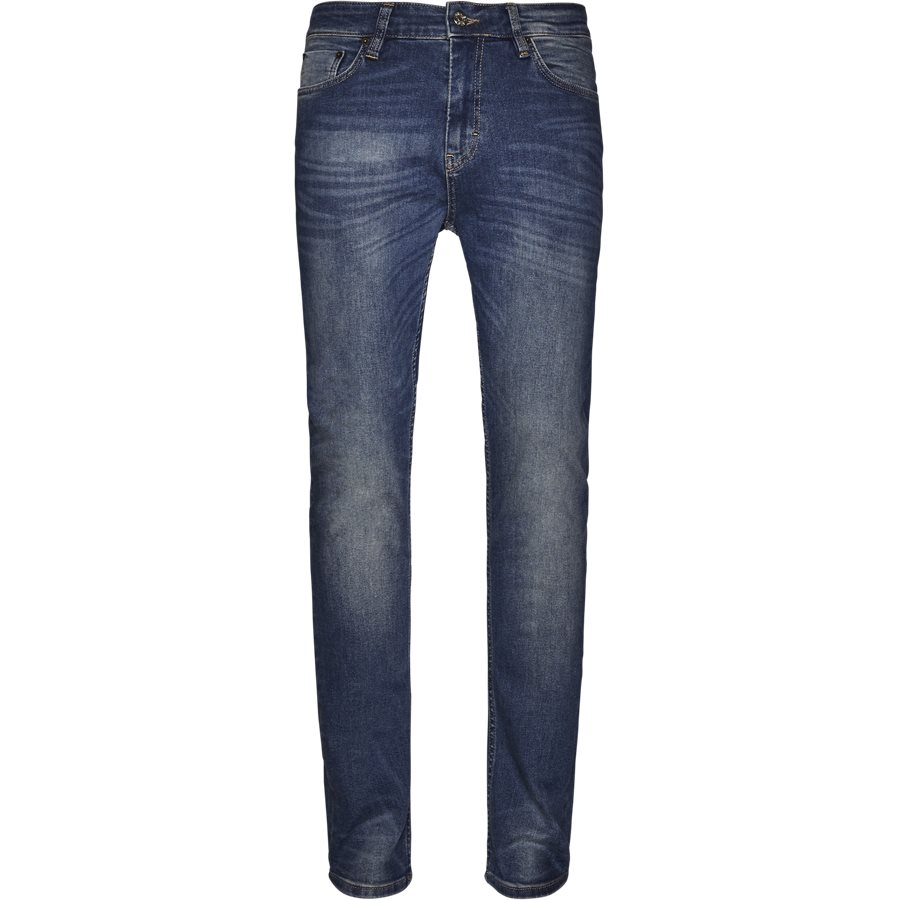 REMARK BLUE SICKO JJ1061 - Remark Blue Sicko Jeans - Jeans - Slim - DENIM - 1