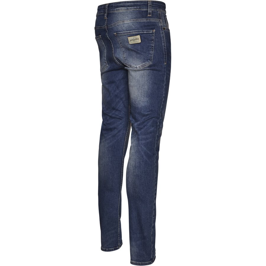 REMARK BLUE SICKO JJ1061 - Remark Blue Sicko Jeans - Jeans - Slim - DENIM - 3