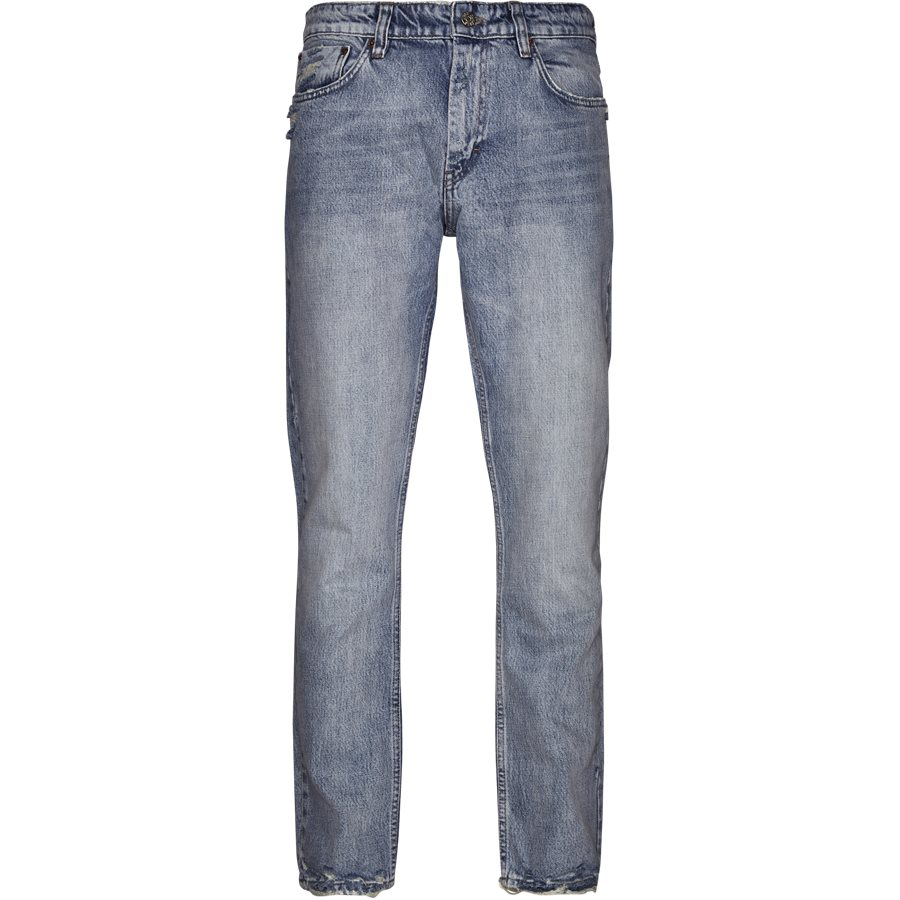 KING QUAN BLUE JJ1062 - Jeans - DENIM - 1